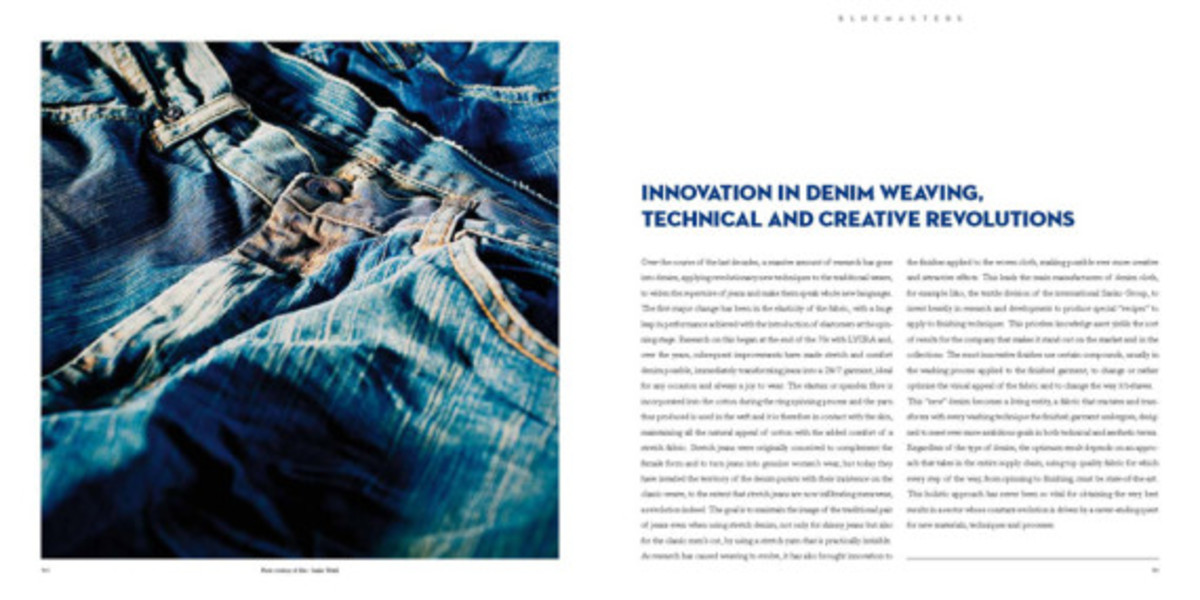 Bluemasters Innovation in Denim Book by Menabo Group 12