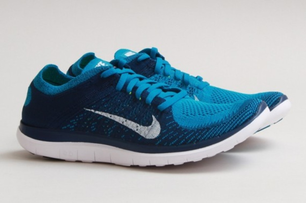 los angeles fbe1f 96814 Nike Free 4.0 Flyknit – Summer 2014 Collection - Freshness Mag