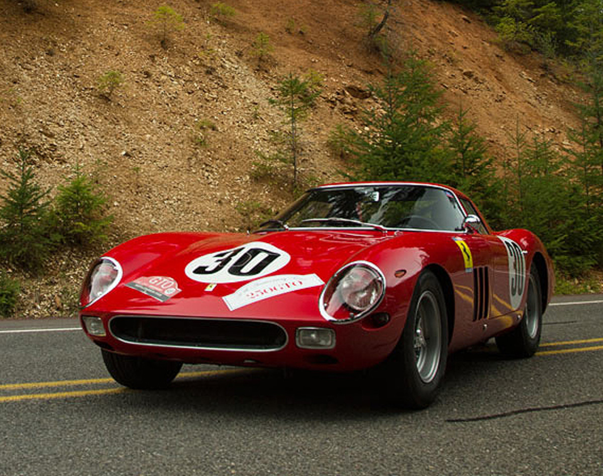 petrolicious the ferrari 250 gto speaks for itself video freshness mag. Black Bedroom Furniture Sets. Home Design Ideas