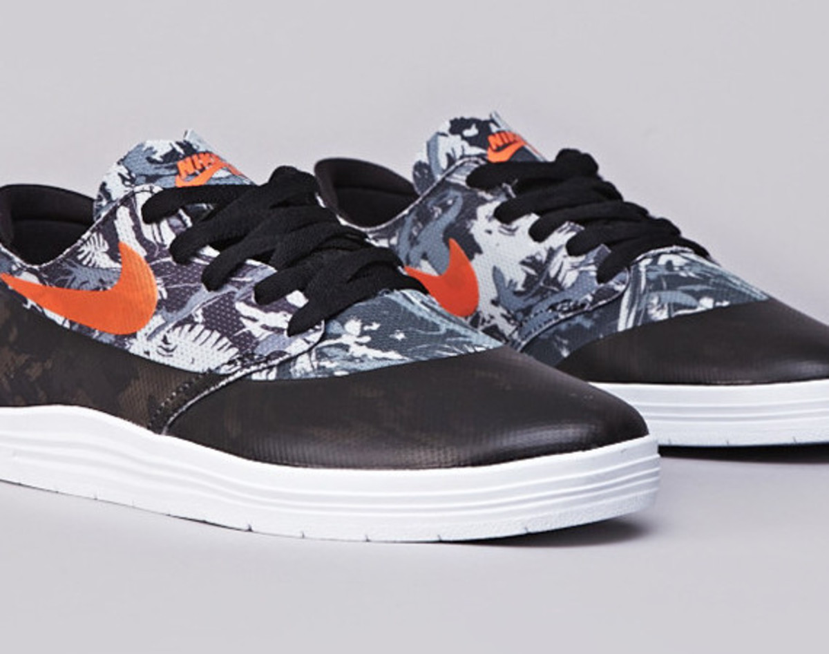 "new styles a98f6 94890 Nike SB Lunar One Shot ""Palm Camo"""