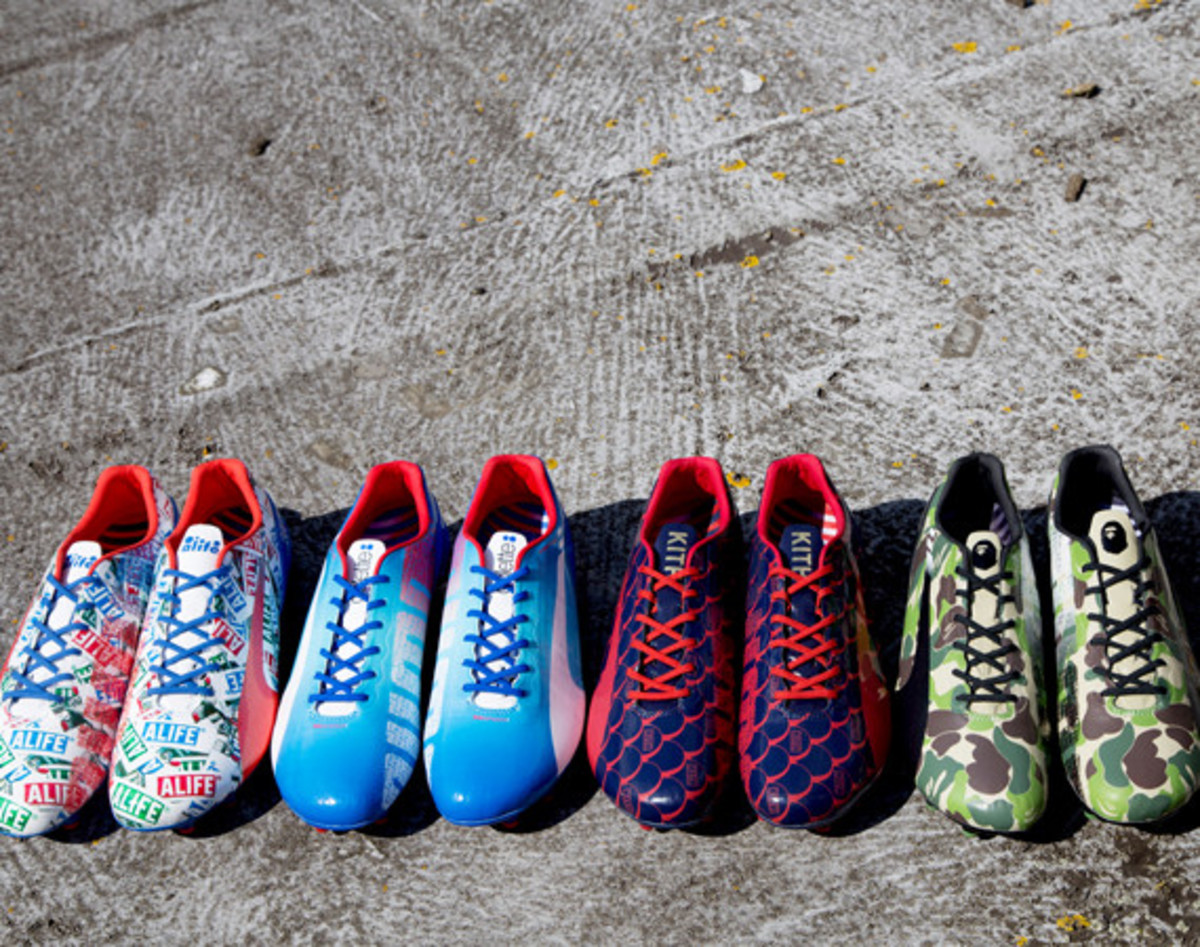 PUMA evoSPEED Collaborations Series | Officially Unveiled