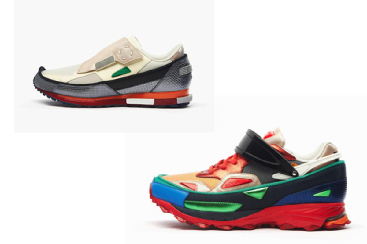 huge selection of los angeles lower price with Raf Simons x adidas Originals - Fall/Winter 2014 Footwear ...