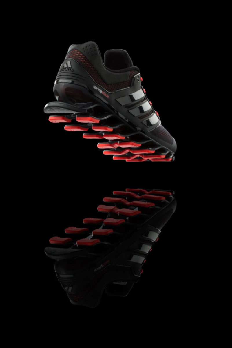 Propelling Forward With The New Adidas Springblade Drive Freshness Mag