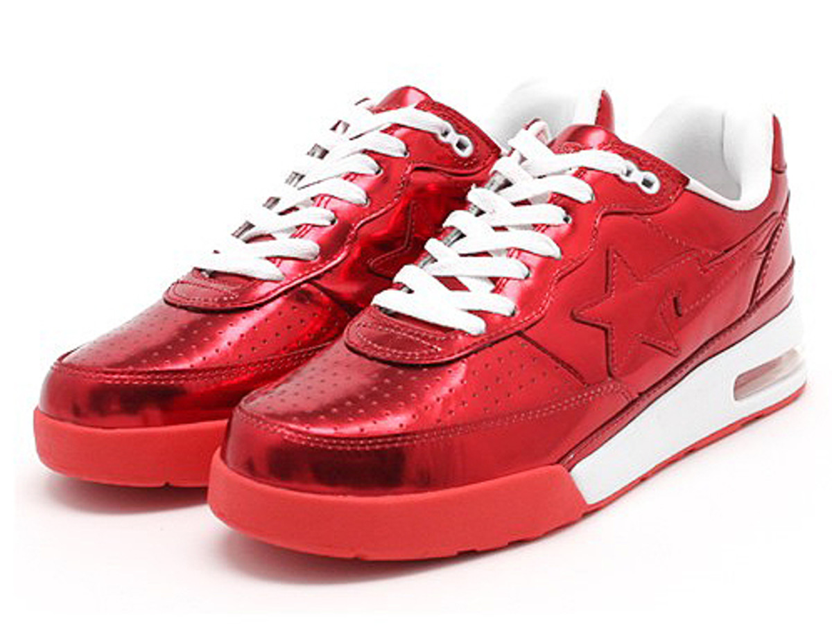 bape-roadsta-foil-chrome-red-02