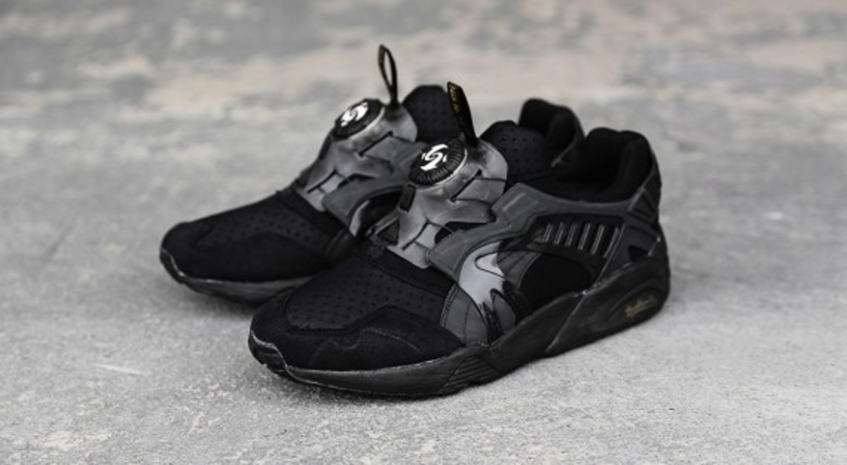 sophia chang x puma disc blaze brooklynite pack. Black Bedroom Furniture Sets. Home Design Ideas