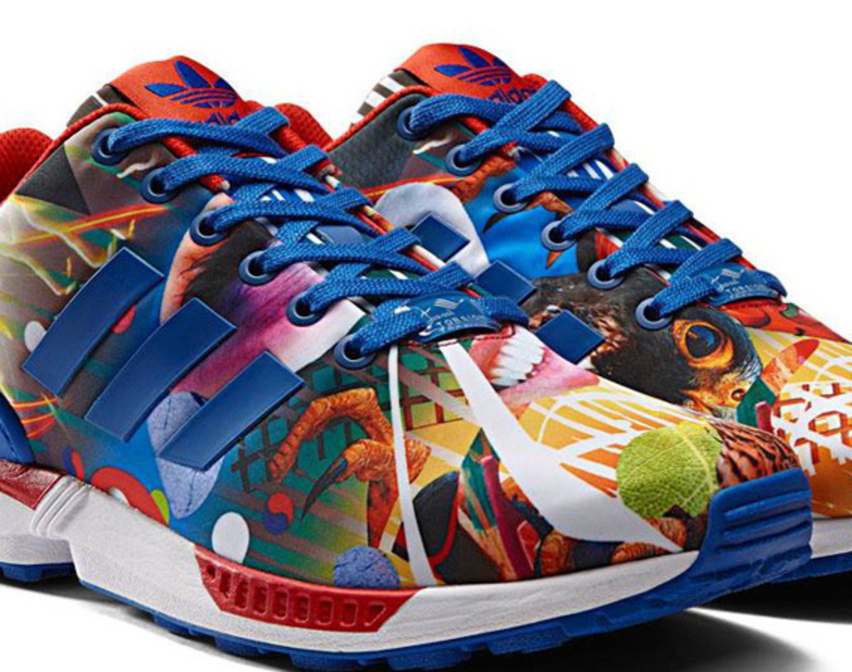 "info for b5f93 07488 adidas ZX Flux - ""Seoul"" - Freshness Mag"
