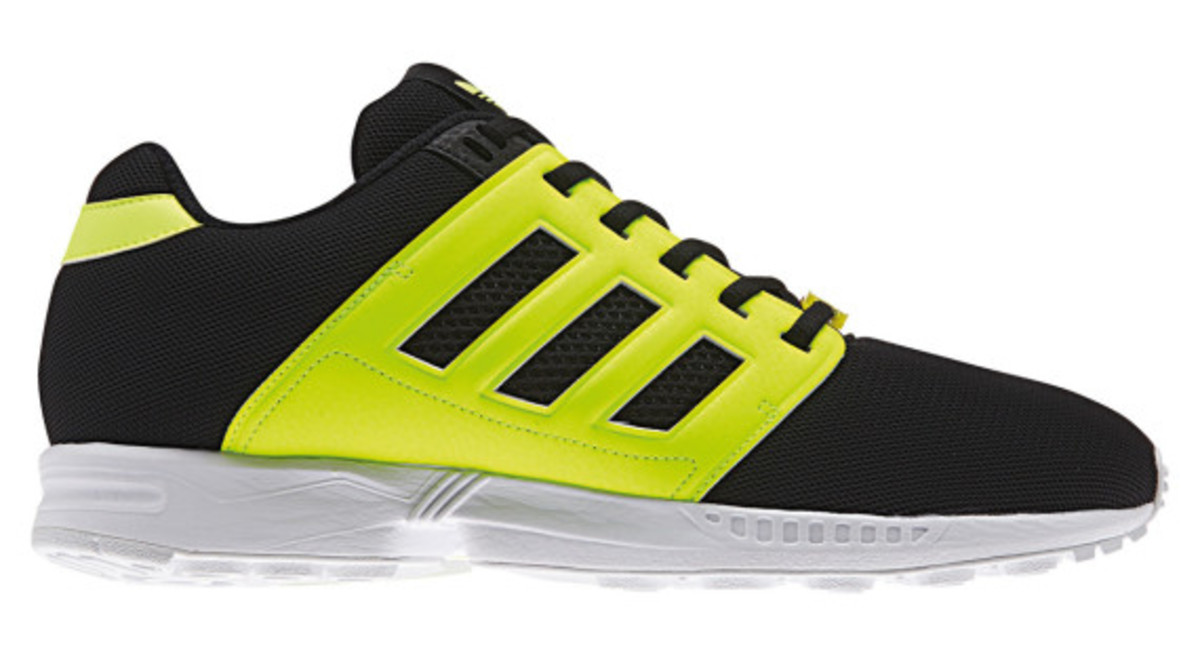 Adidas Zx Flux Lime Green