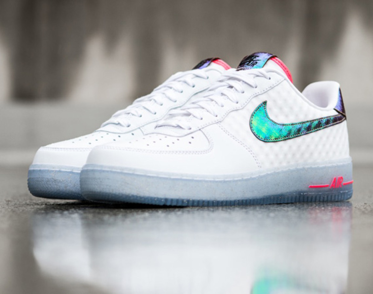 Nike Air Force 1 Low Qs Ville Collection0