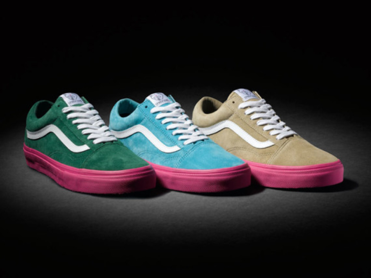 "bf77b5cea14c Odd Future x VANS Syndicate Old Skool Pro ""S"" - Summer 2014 ""Golf ..."