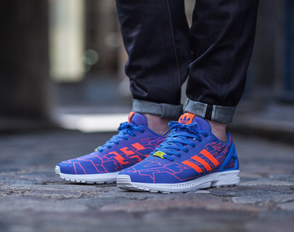 "design innovativo vendite all'ingrosso fashion style adidas ZX Flux – ""Weave Pattern"" Pack - Freshness Mag"