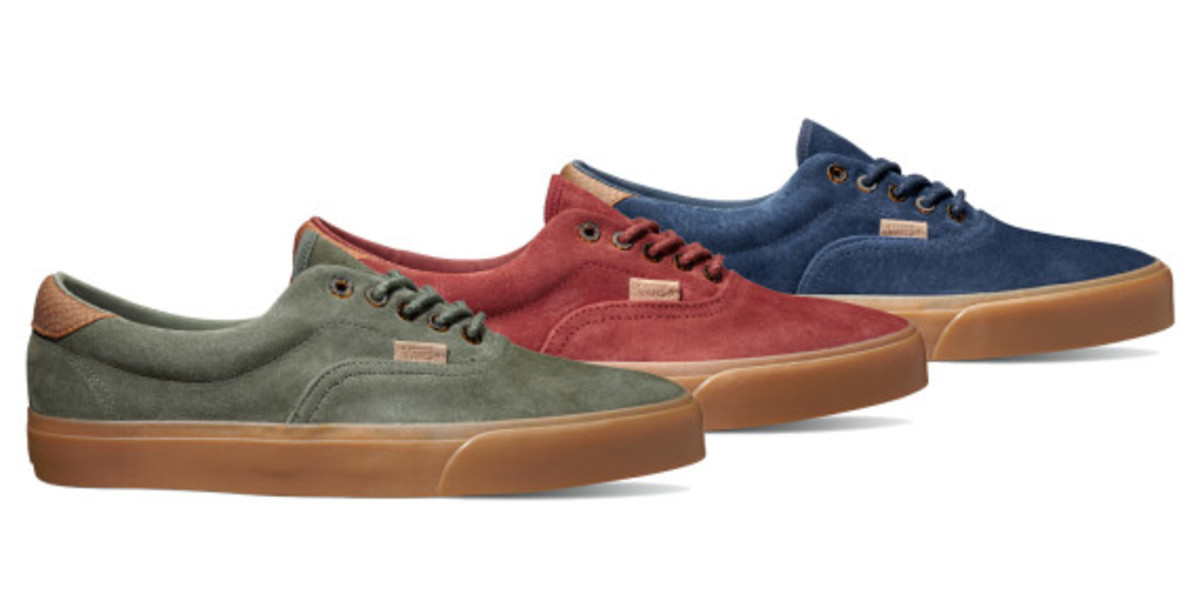 eddcd1b57d Vans California Collection – Era CA