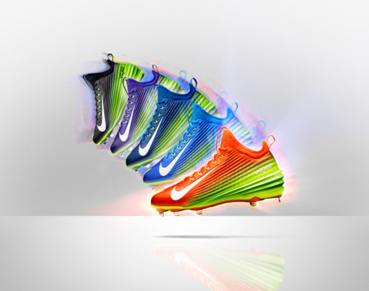 new concept dce5a 95060 Nike Baseball – Lunar Vapor Spectrum Collection for MLB All-Star Game