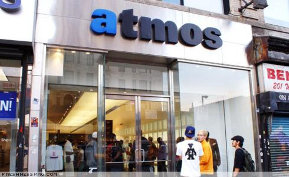 atmos NYC 2nd Anniversary Party - Event Photos - 0