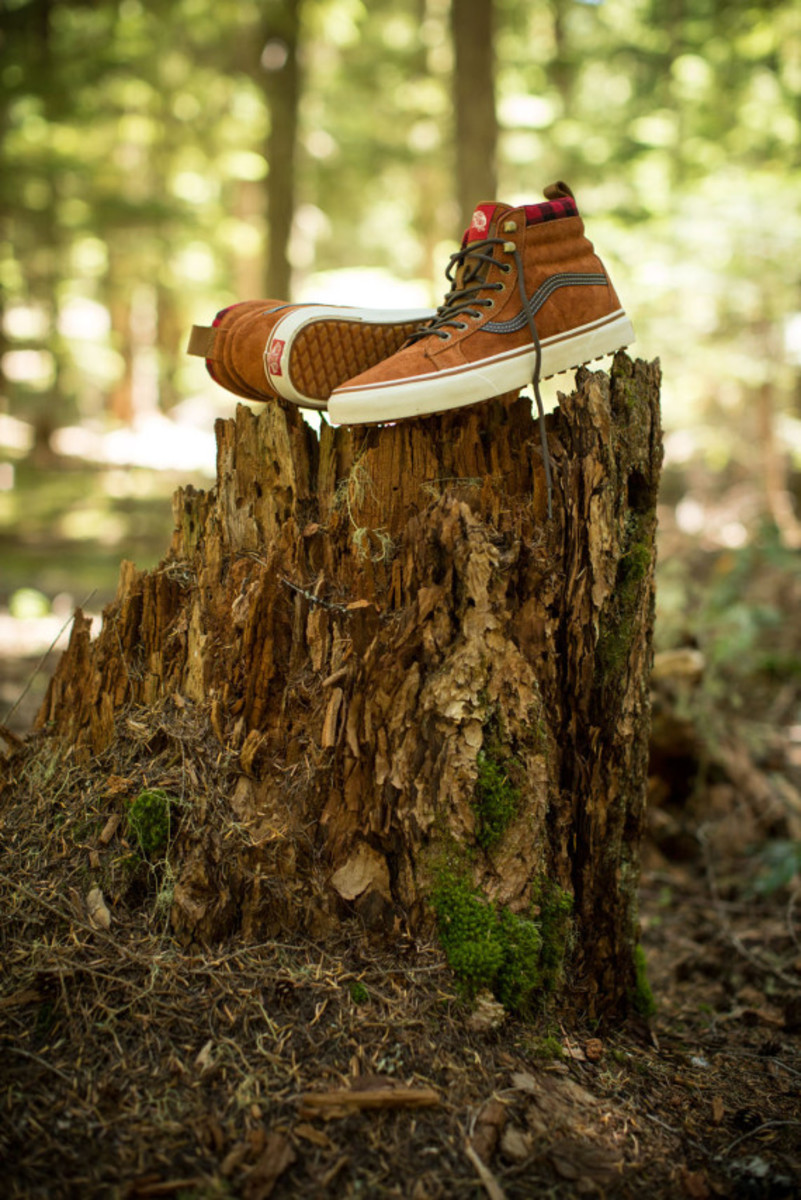 Vans Unveils Weather Resistant Mountain Edition Footwear and