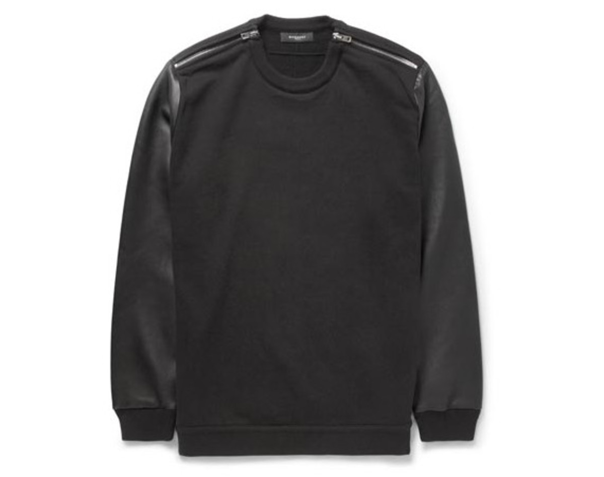 givenchy-leather-sleeved-cotton-sweater-01