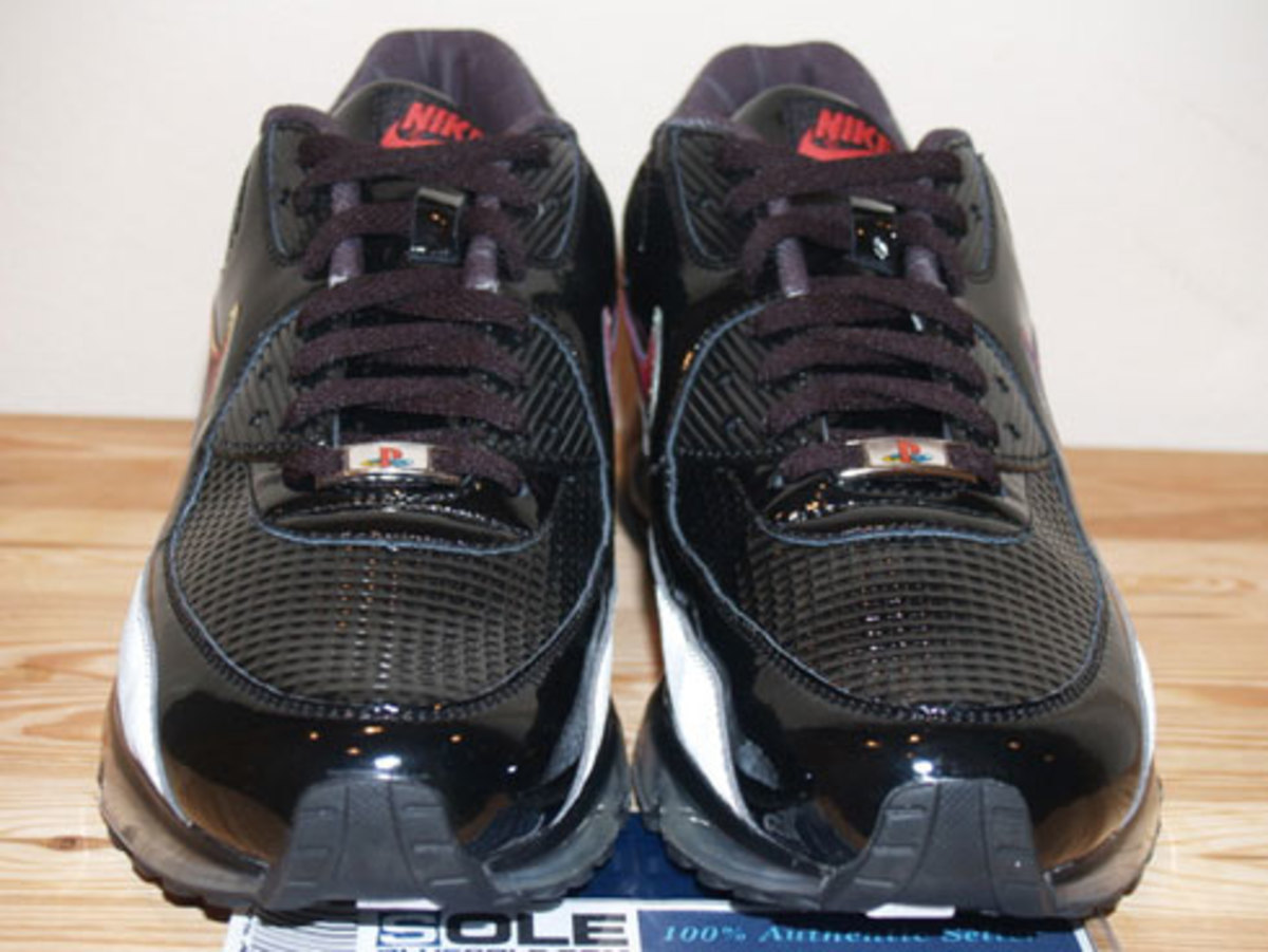 Nike  Air Max 90/360 Hybrid Playstation 3 Promo - 7