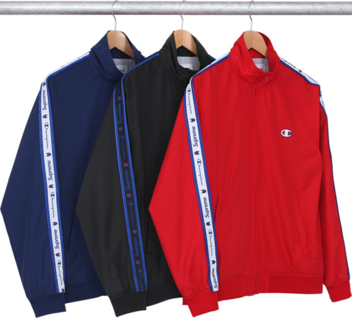 b5844c709a1cf Supreme x Champion Fall Winter 2014 Collection - Freshness Mag