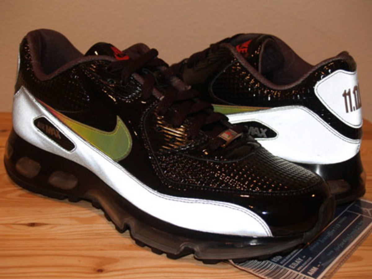 Nike  Air Max 90/360 Hybrid Playstation 3 Promo - 4