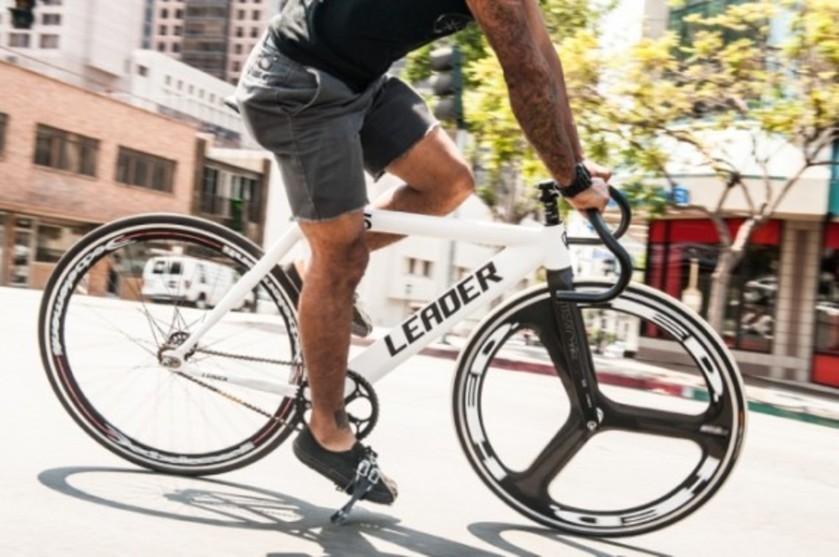 Leader Bike 2015 725 735 Fixed Gear Bicycles Freshness Mag