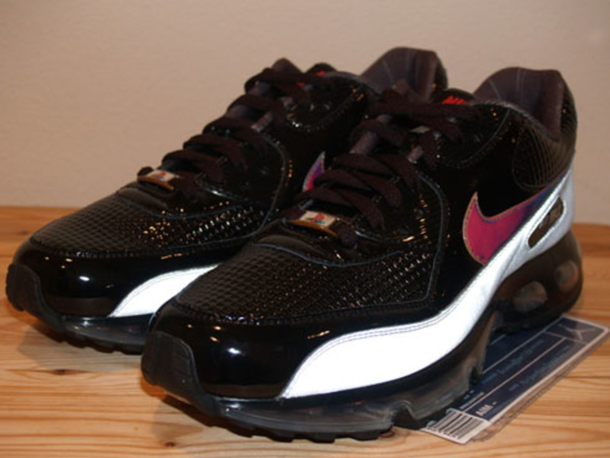 Nike  Air Max 90/360 Hybrid Playstation 3 Promo - 2