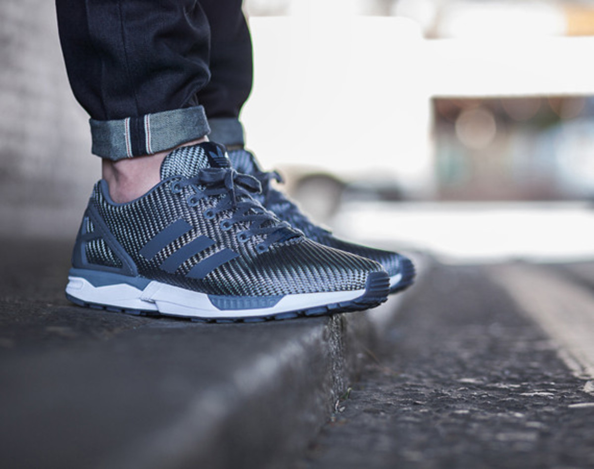 buying new promo code half price adidas ZX Flux – Ballistic Woven Pack - Freshness Mag