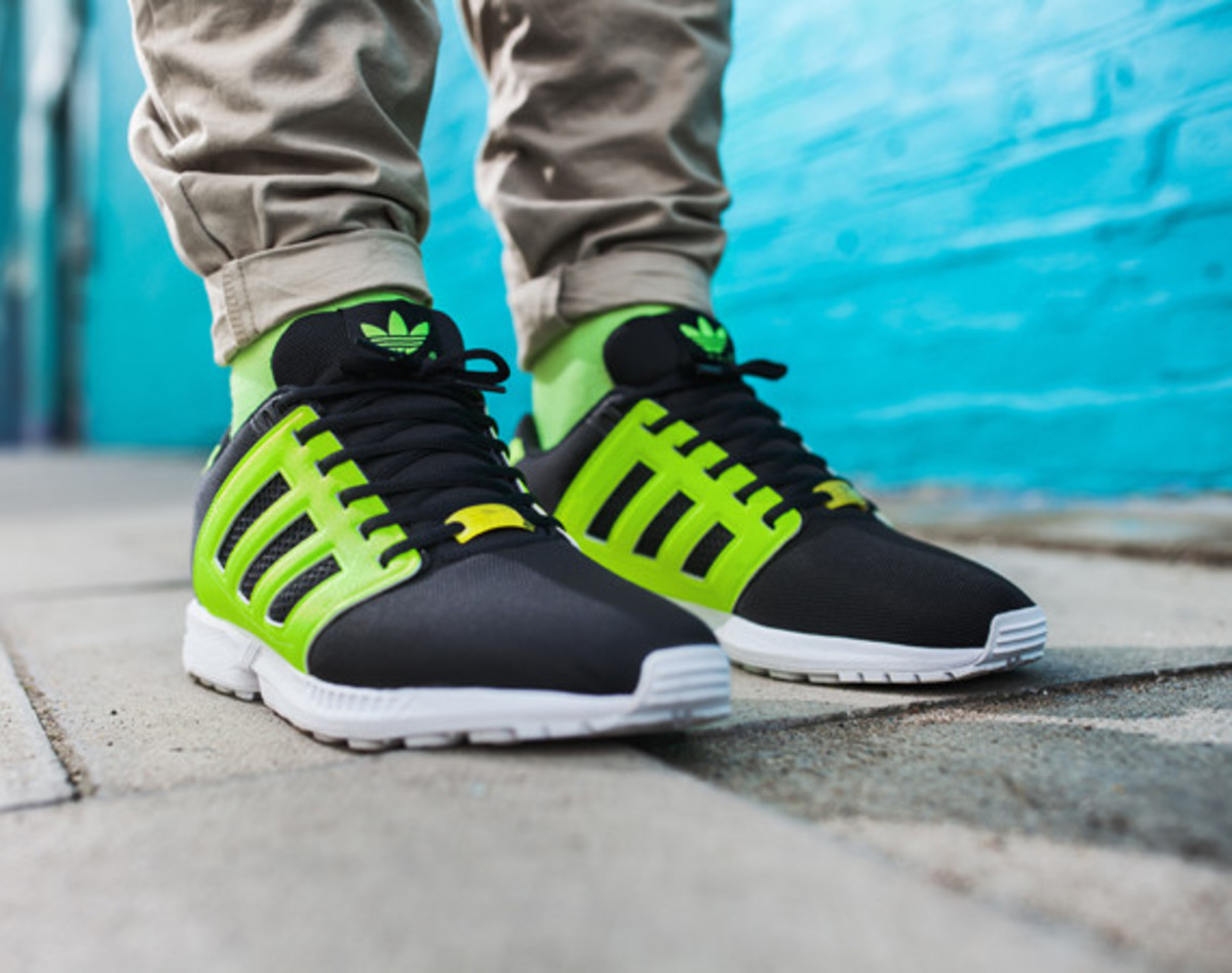 low priced 31add 497bd adidas ZX Flux 2.0 – Neon and Tonal Colorways - Freshness Mag