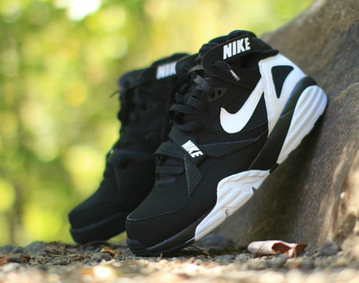 competitive price 4c9f5 c8a78 Nike Air Trainer Max 91 - BlackWhite