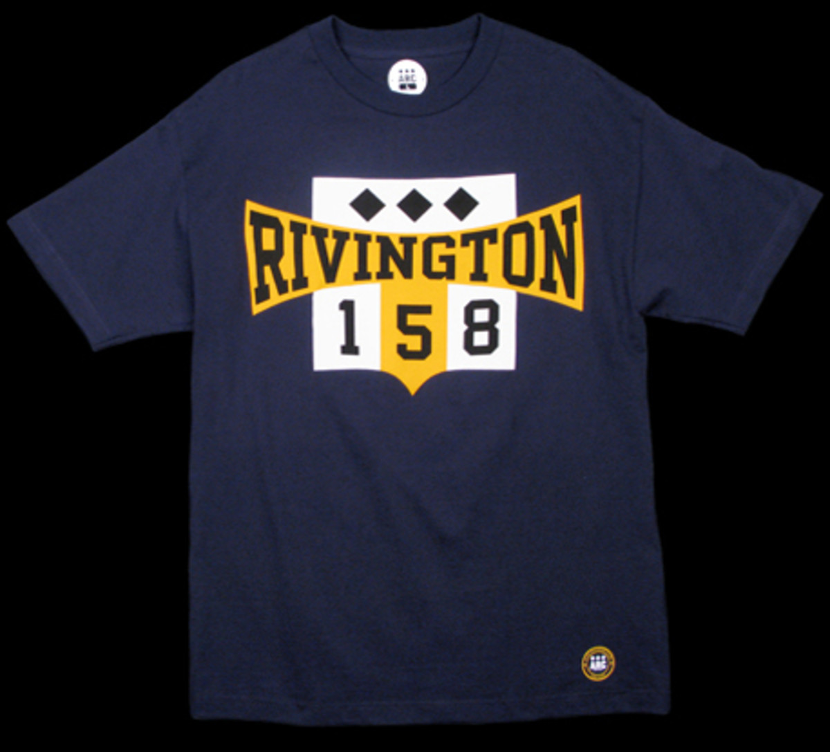 A.R.C. - Rivington Club - Shield T-Shirt -