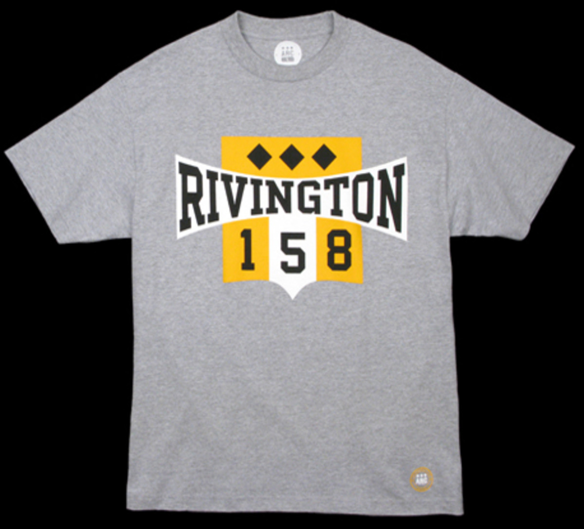 A.R.C. - Rivington Club - Shield T-Shirt - Navy