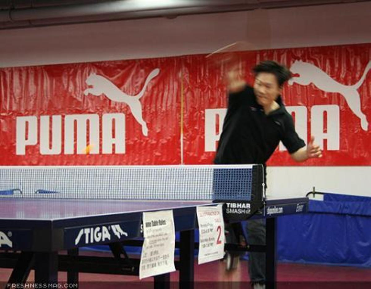 PUMA Table Tennis Tournament - 10