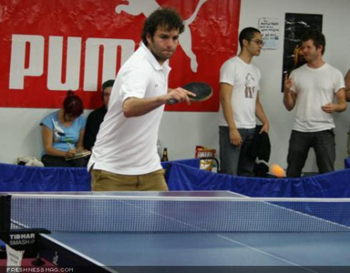PUMA Table Tennis Tournament - 6