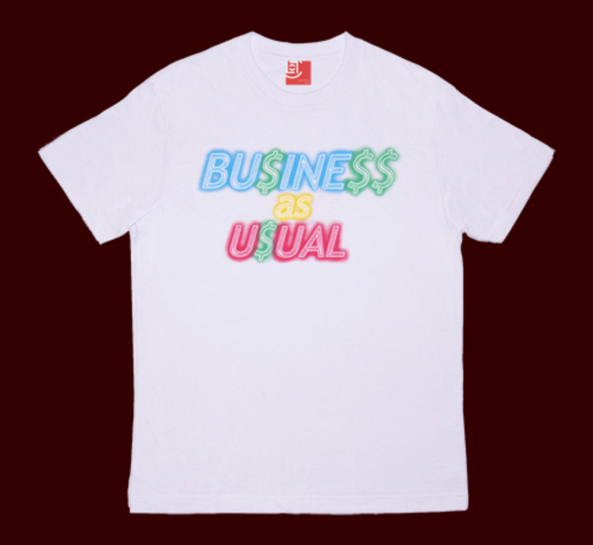 CLOT x Juice - Business As Usual Tee - 0