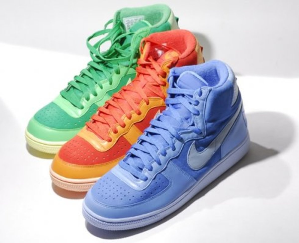 Nike Terminator High - Quickstrike Color Pack - 2