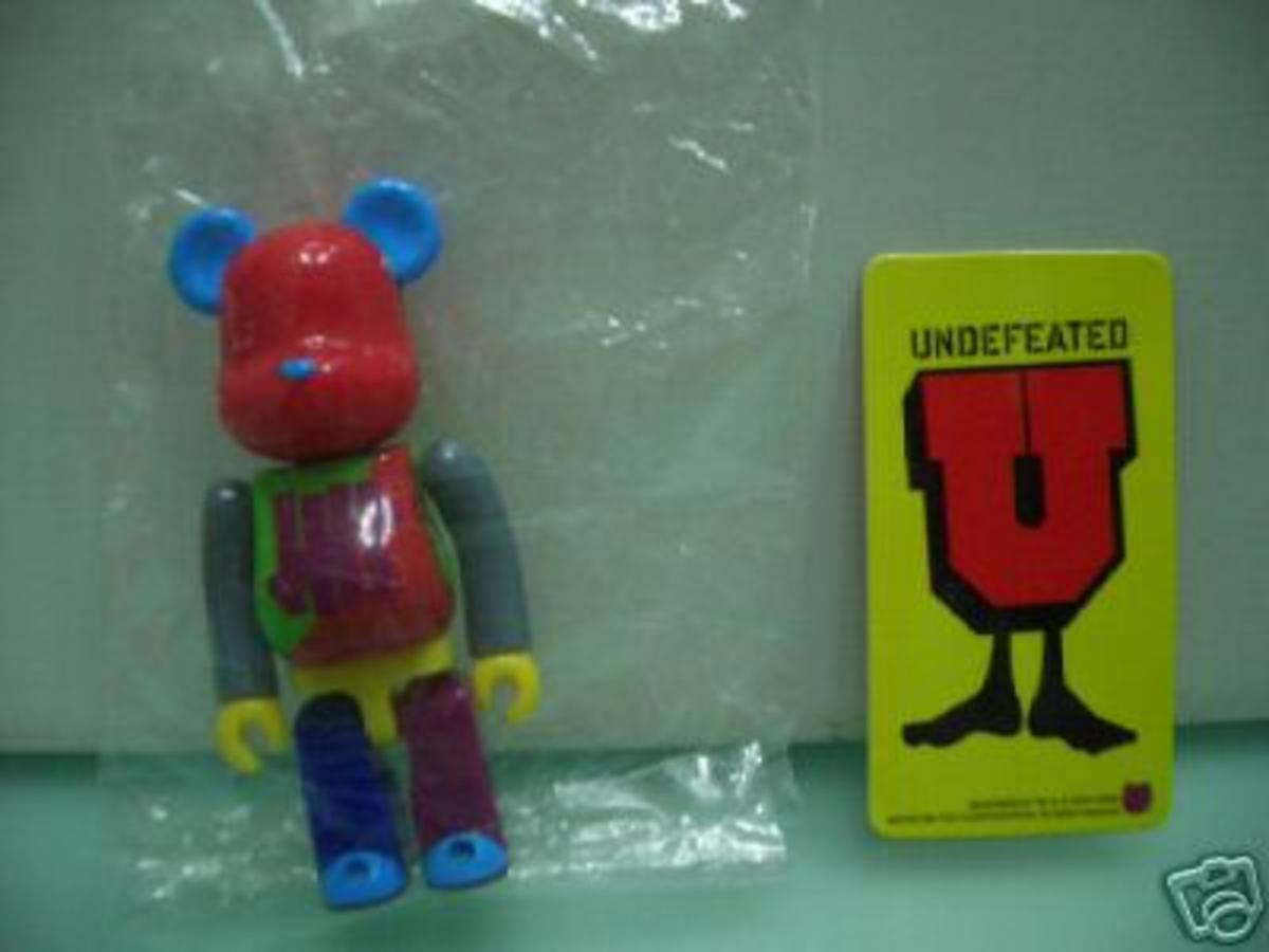 BE@RBRICK Series 12 - UNDFTD + Twelve Bar... - 1