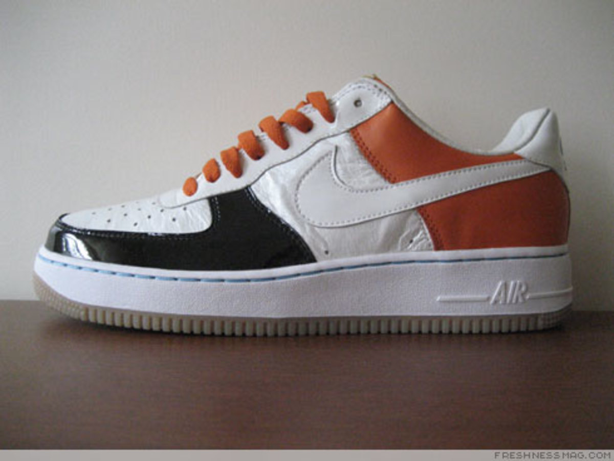 Nike  Air Force 1 Low iD - Holland inspired - 0