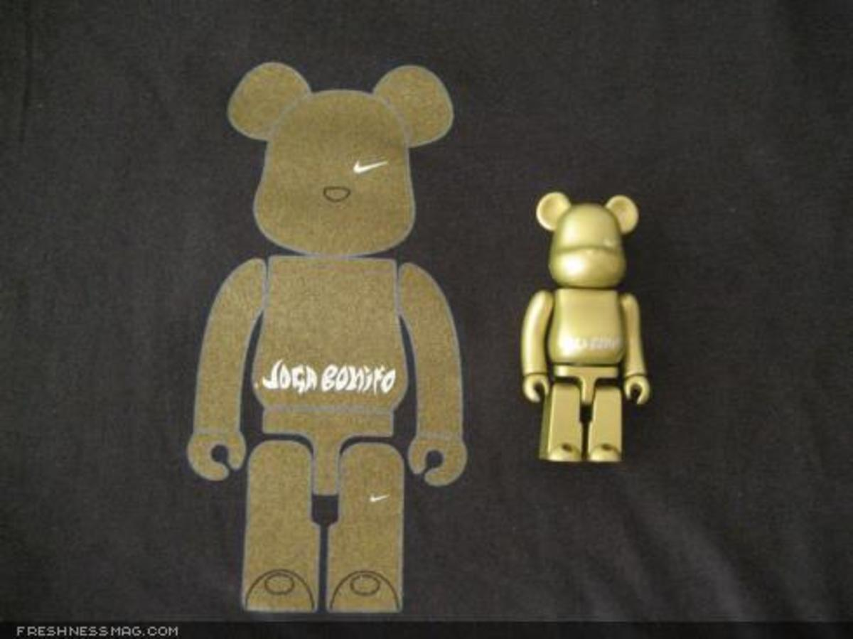 NIKEiD - BE@RBRICK T-Shirts - 4