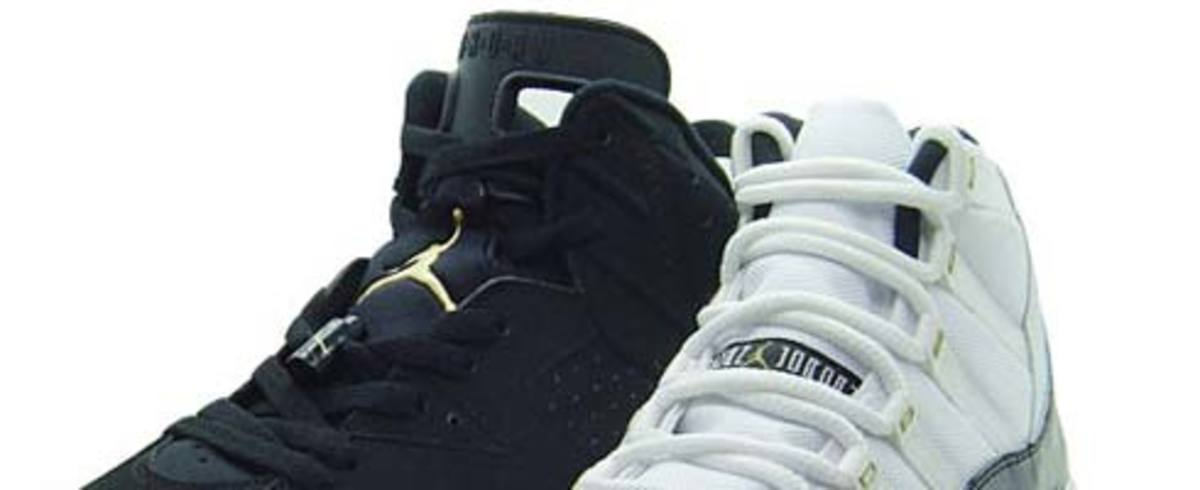 cheap for discount 4cd08 9b828 Air Jordan VII (7) + XI (11) - Defining Moments Pack   Release Info