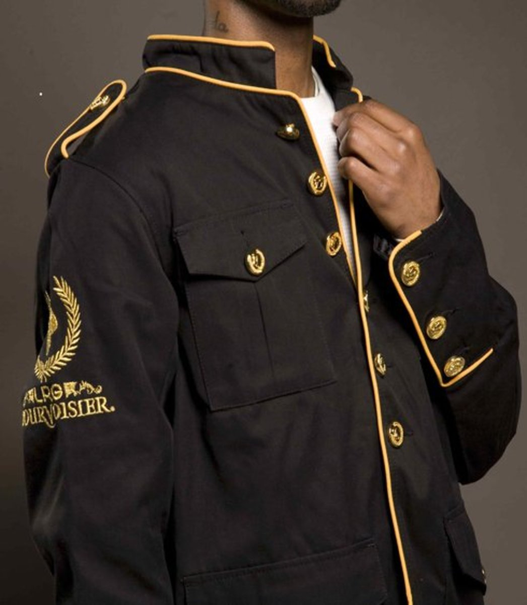 COURVOISIER x LRG - The Collection