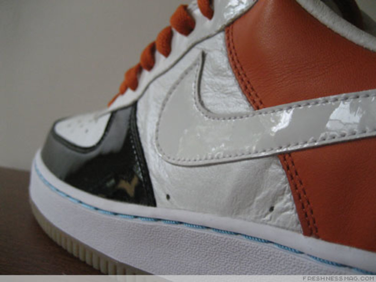Nike  Air Force 1 Low iD - Holland inspired - 3