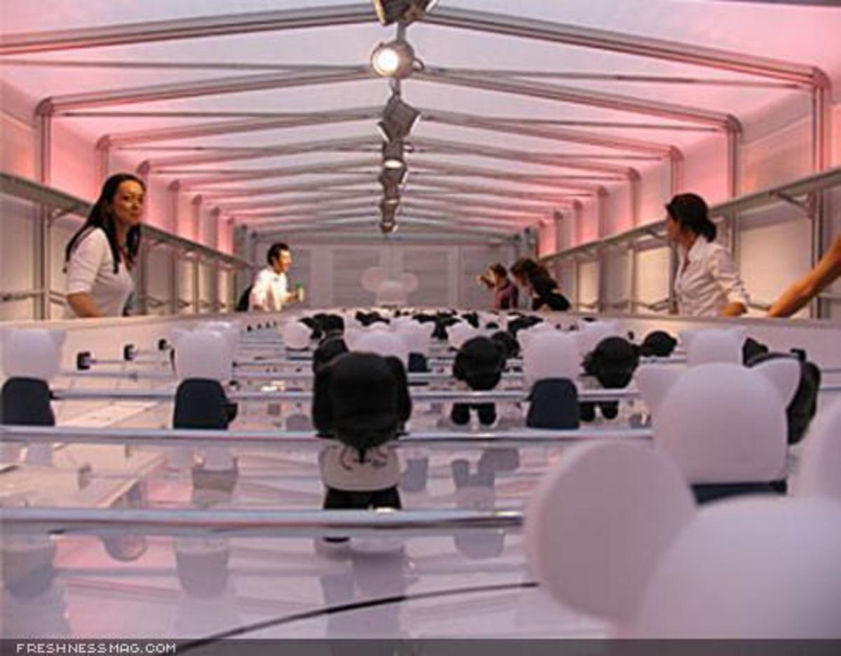 Toy2R x FIAT - World's Longest Foosball Table - 7