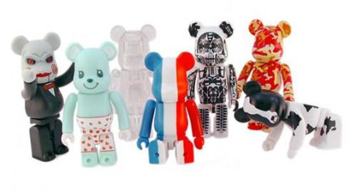 BE@RBRICK Series 12 - UNDFTD + Twelve Bar... - 0