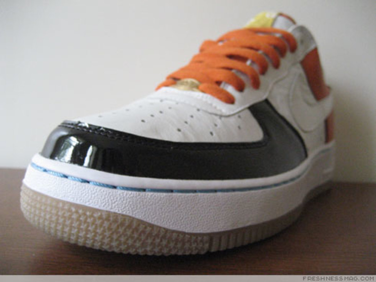 Nike  Air Force 1 Low iD - Holland inspired - 4