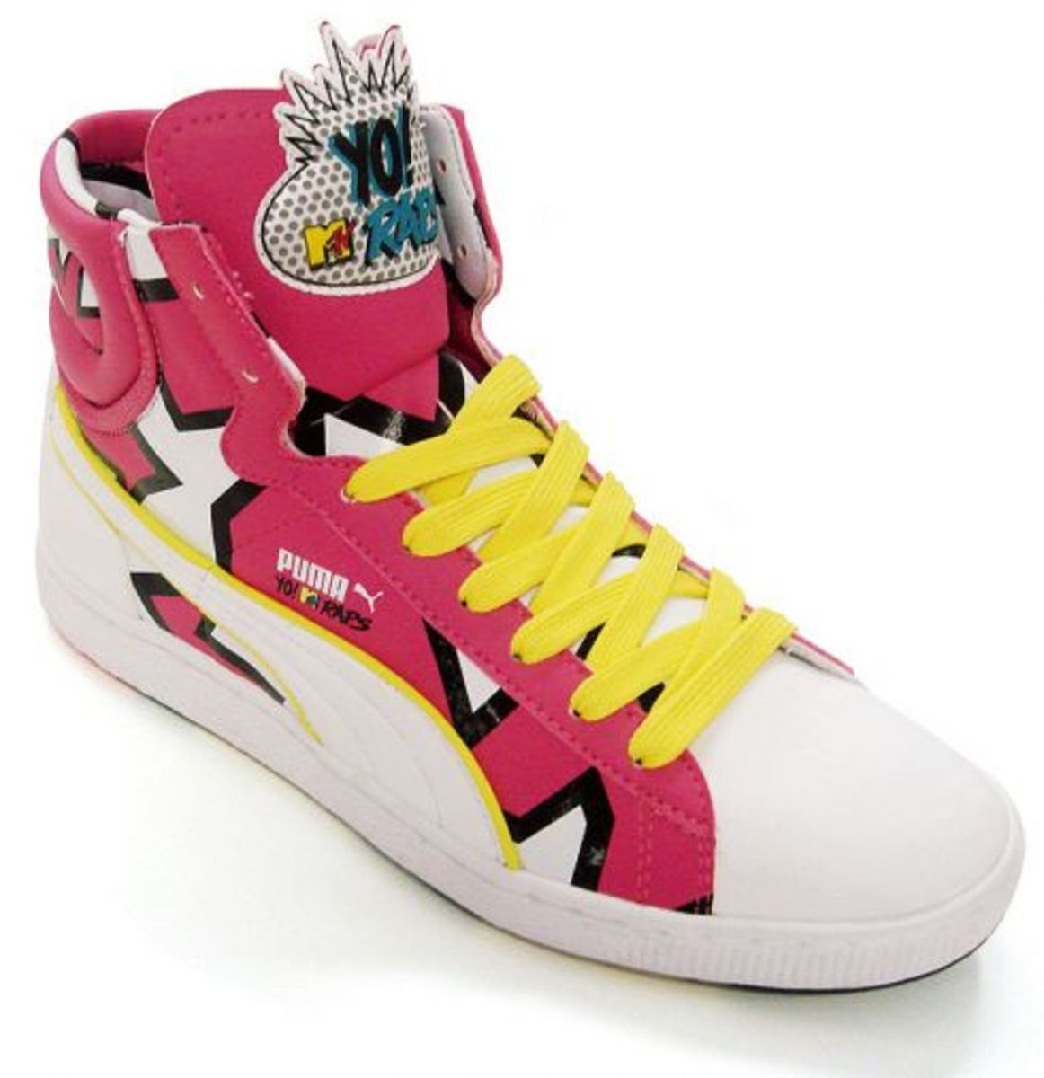 PUMA x Yo! MTV Raps - 3rd Series - First Round