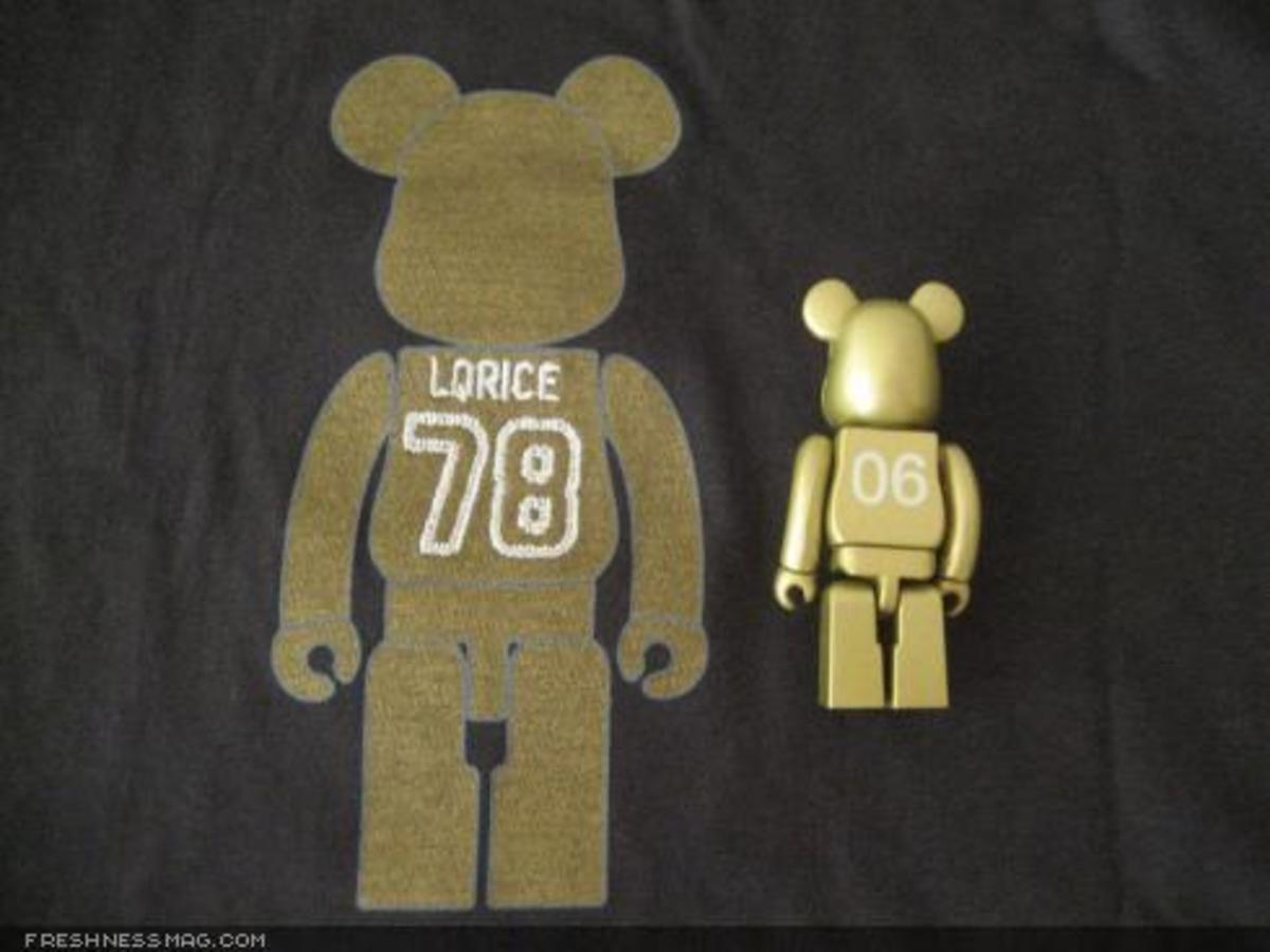 NIKEiD - BE@RBRICK T-Shirts - 0