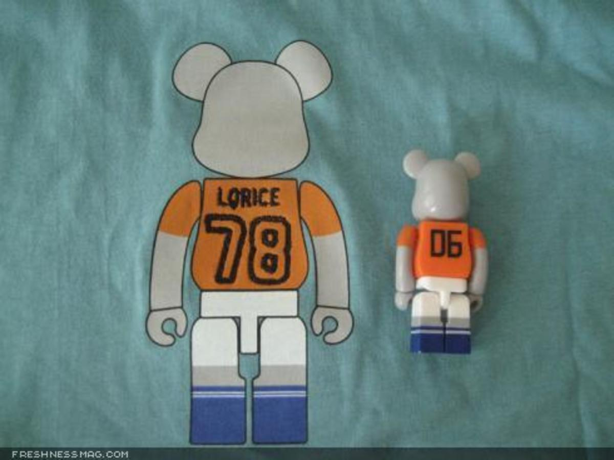NIKEiD - BE@RBRICK T-Shirts - 7