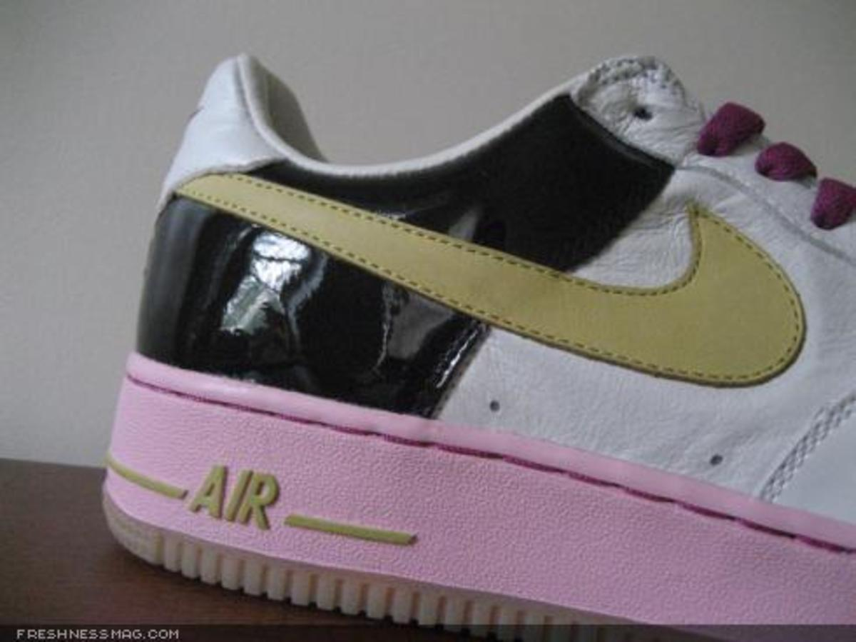 Nike  Air Force 1 Low iD - Korea inspired - 6