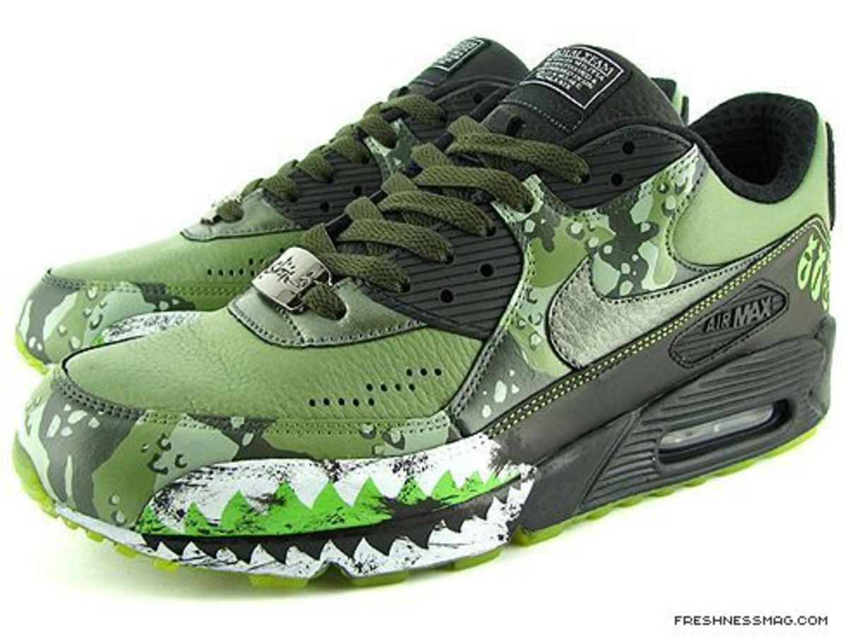 SBTG x PHU - Death from Above Collection - Phantom Mirage Air Max 90