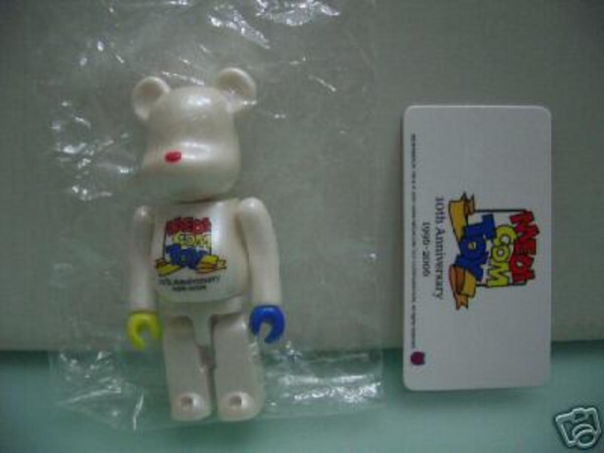 BE@RBRICK Series 12 - UNDFTD + Twelve Bar... - 5