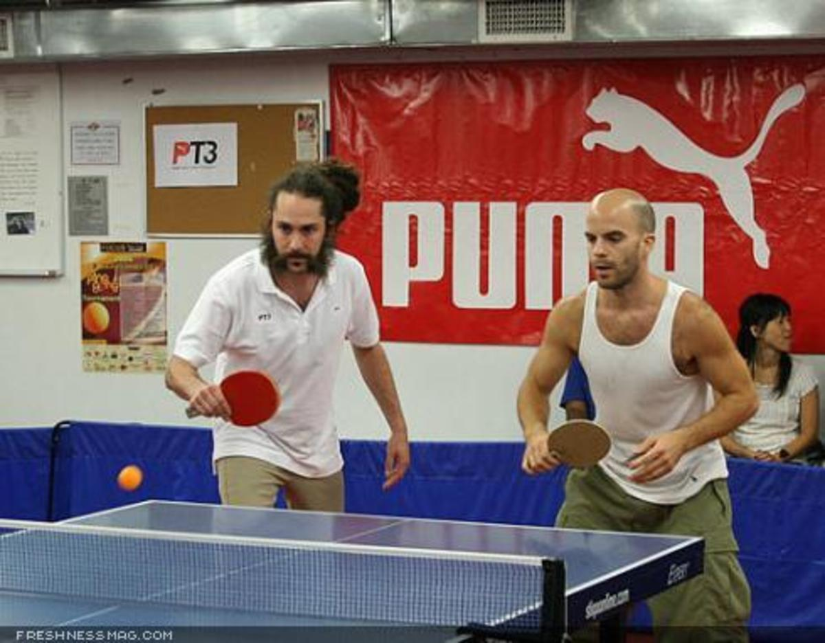 PUMA Table Tennis Tournament - 9