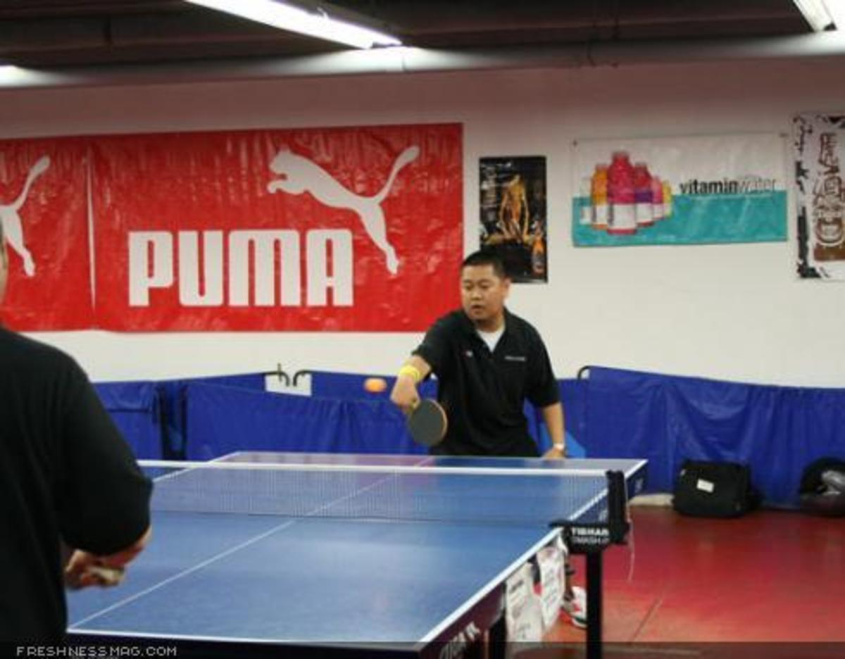 PUMA Table Tennis Tournament - 7
